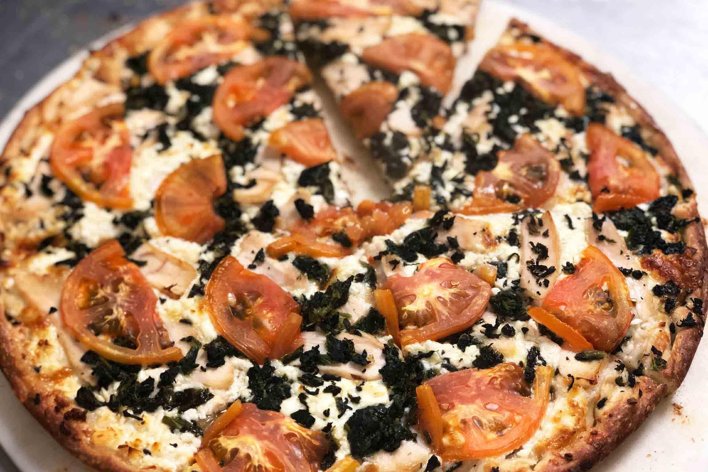 Socrates, Pizza, Greek Pizza