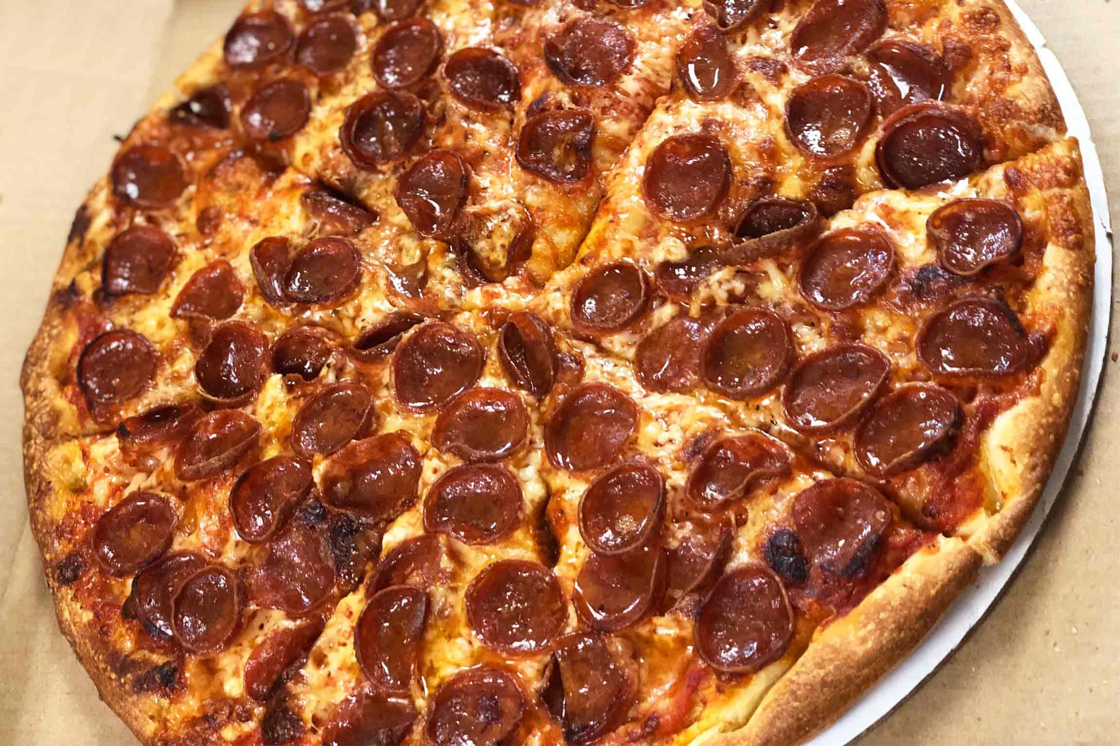 Socrates, Pizza, Pepperoni Pizza